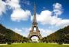 法国巴黎一地半自由行7日游-CA