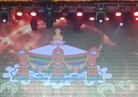 海螺沟歌舞晚会门票价格 演出座位图